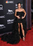 Halsey. At the 2018 Billboard Music Awards held at the MGM Grand Garden Arena in Las Vegas, USA on May 20, 2018 stock images