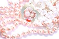 Halskette stockbilder