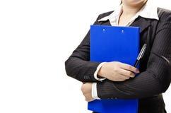 Halten Sie Anmerkungsauflage an Lizenzfreies Stockbild