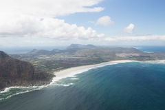 Halvö Cape Town Sydafrika royaltyfri fotografi