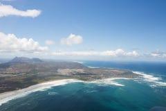 Halvö Cape Town Sydafrika arkivfoto