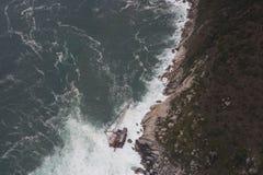 Halvö Cape Town Sydafrika fotografering för bildbyråer