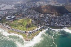 Halvö Cape Town Sydafrika arkivbild