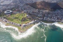 Halvö Cape Town Sydafrika royaltyfria bilder
