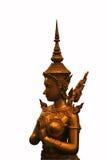 Halv ängel för thailändsk fågel Fotografering för Bildbyråer