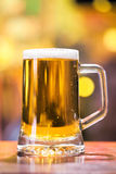 Halv liter för öl Royaltyfria Bilder