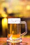 Halv liter för öl Royaltyfri Fotografi