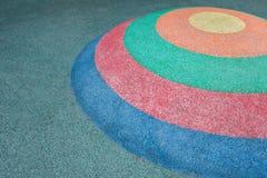 Halv sfär för momentfärg Arkivfoto