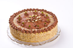 Halva cake Royalty Free Stock Images