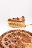 Halva cake Stock Image