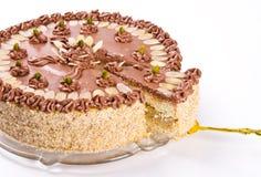 Halva cake Stock Images