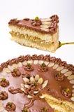 Halva cake Royalty Free Stock Image