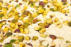 Halva com pistachios fotografia de stock royalty free