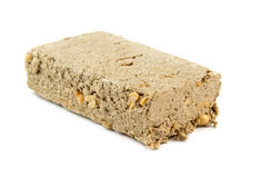 Halva isolated Stock Photo