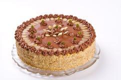 Halva Kuchen Lizenzfreie Stockbilder