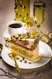 Halva Kuchen Lizenzfreies Stockfoto