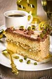 Halva Kuchen Lizenzfreie Stockfotografie