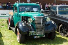 Halve de Tonbestelwagen van Chevrolet, 1937 Royalty-vrije Stock Fotografie