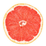 Halve grapefruit royalty-vrije stock foto's
