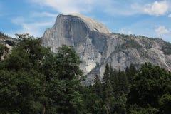 Halve Koepel - het Nationale Park van Yosemite Stock Afbeeldingen