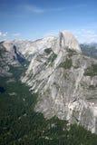Halve Koepel, Nationaal Park Yosemite Stock Afbeeldingen