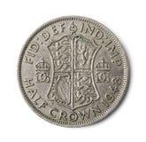 Halve kroon Royalty-vrije Stock Foto's