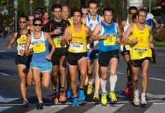 Halve Marathon Royalty-vrije Stock Foto's