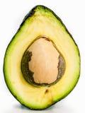 halved авокадо Стоковое Изображение RF