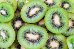 Halved Kiwi Fruit Royalty Free Stock Image