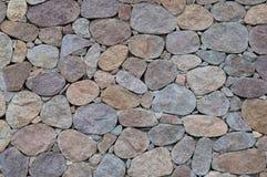 Halved pebbles Stock Photo