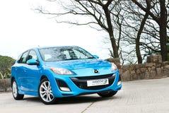 Halvkombi Mazda3 Royaltyfria Foton