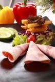 Ham. Stock Foto's