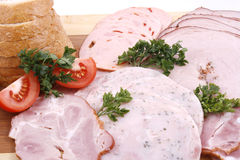 Ham Stock Photography