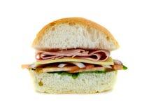 Free Ham And Salad Roll Stock Photos - 14360463