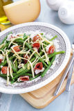 Ham and beans salad Stock Photography