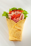 Ham Burrito Image stock