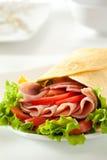 Ham Burrito Stock Images