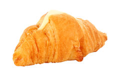 Ham Cheese croissant Royalty Free Stock Images