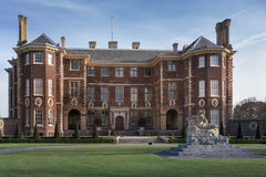 Ham House Royaltyfria Foton