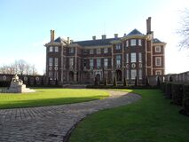 Ham House in Richmond Royalty Free Stock Photos