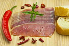 Ham of Hungary Stock Images