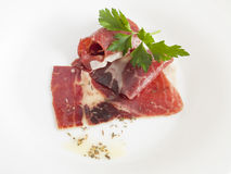 Ham iberian Royalty Free Stock Photography