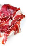 Ham In Lateral Bowl Stock Image