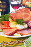 Ham /Jamon stock fotografie
