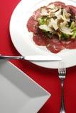 ham met truffels Stock Fotografie