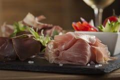 Ham mix Stock Images