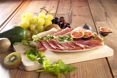 Ham Parma Stock Photography