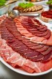 Ham Platter Images stock
