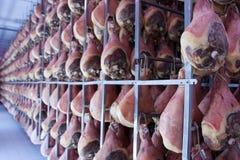 Ham prosciutto di parma Royalty Free Stock Photography