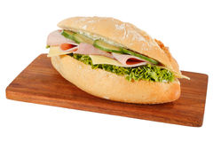 Ham roll Stock Images